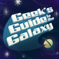 Geek's Guide to the Galaxy logo