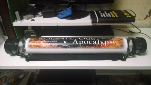 Odd Apocalypse SDCC 2012 Poster Tube (4)