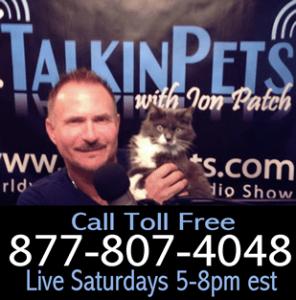 Talkin Pets logo