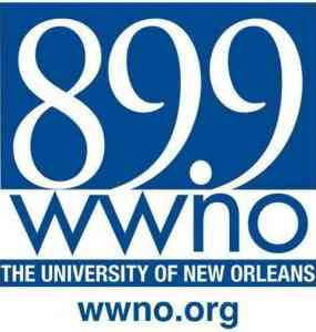 WWNO logo