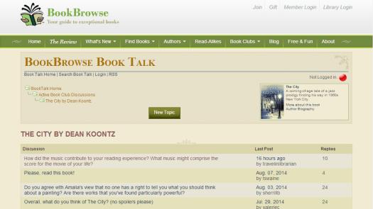 BookBrowse