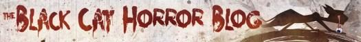 Black Cat Horror Blog logo