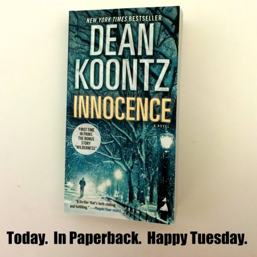 Innocence - Today in paperback