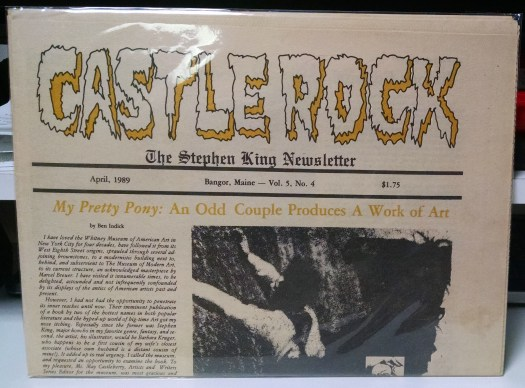 Castle Rock, April 1989, Midnight & Night Visions 6 reviews