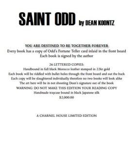 saintOddLet