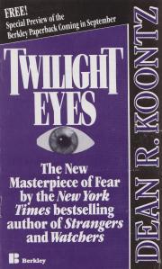 twilight eyes koontz dean