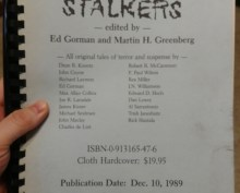 What's missing from Stalkers?
