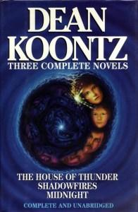 Dean Koontz: Three Complete Novels (1996)
