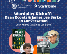 Wordplay 2021: Dean Koontz & James Lee Burke