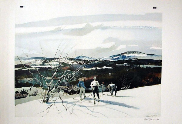 Image result for Andrew wyeth view from mt