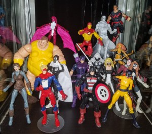Great Lake Avengers and West Coast Avengers