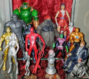 Metal Men and Doom Patrol