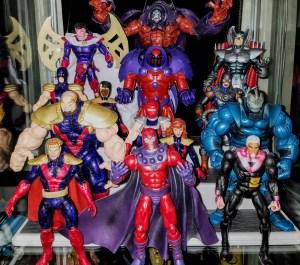 X-Villains 90s