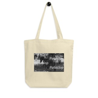 pataclop cheval galop tote bag