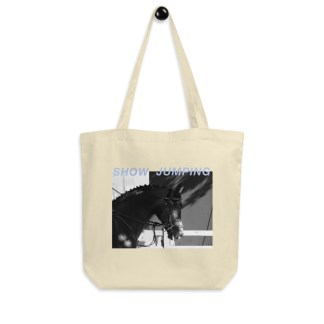 Showjumping tote-bag cheval cso