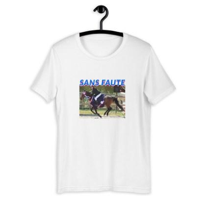 t-shirt cheval equitation personnalisé