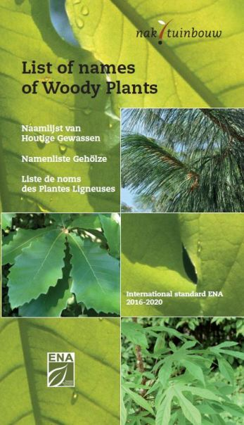 Cover Woody plants