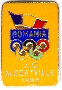 Albertville 1992 NOC olympic pin