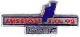Albertville 1992 pin's olympique France Telecom