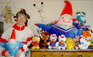 collector's interview, olympic mascots