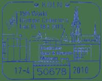 2010 Cologne olympic fair logo