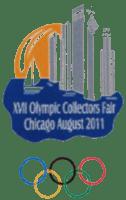 2011 Chicago olympic fair logo