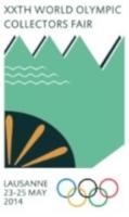2014 Lausanne olympic fair logo