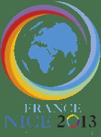 Logo Jeux de la Francophonie Nice 2013