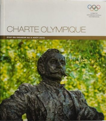 Olympic charter 2015