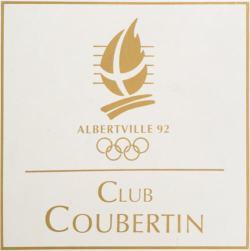 Club Coubertin logotype