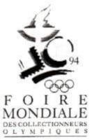 1994 lausanne foire olympique logo
