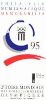 1995 lausanne foire olympique logo