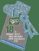 Logo Foire olympique Athènes 2012