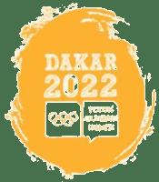 Logo JOJ Dakar 2022