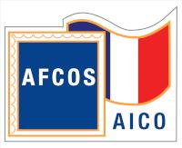 Logo AFCOS (Association des Collectionneurs Olympiques et Sportifs)