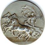 1912 Stockholm médaille olympique de participant recto