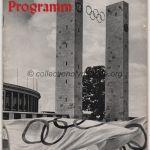 1936 Berlin programme olympique cérémonie ouverture