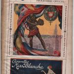 1920 Antwerp olympic daily program