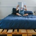 Diy Pallet Bed Collective Gen