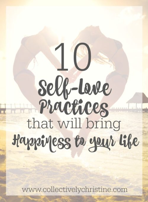 10 self-love practices