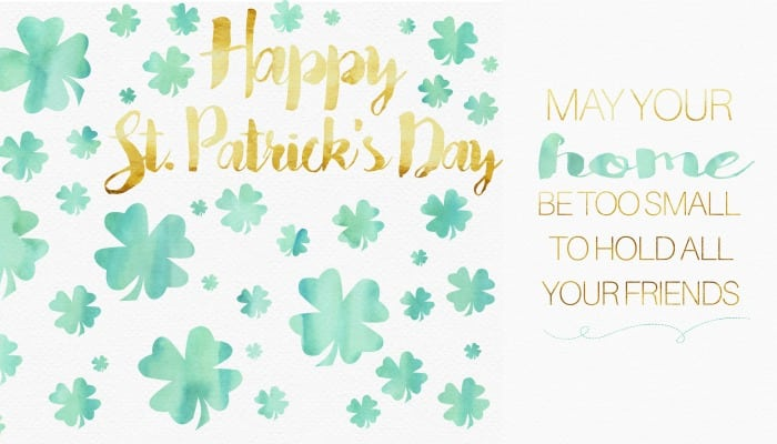 St. Patrick's Day Printables {FREE DOWNLOAD}