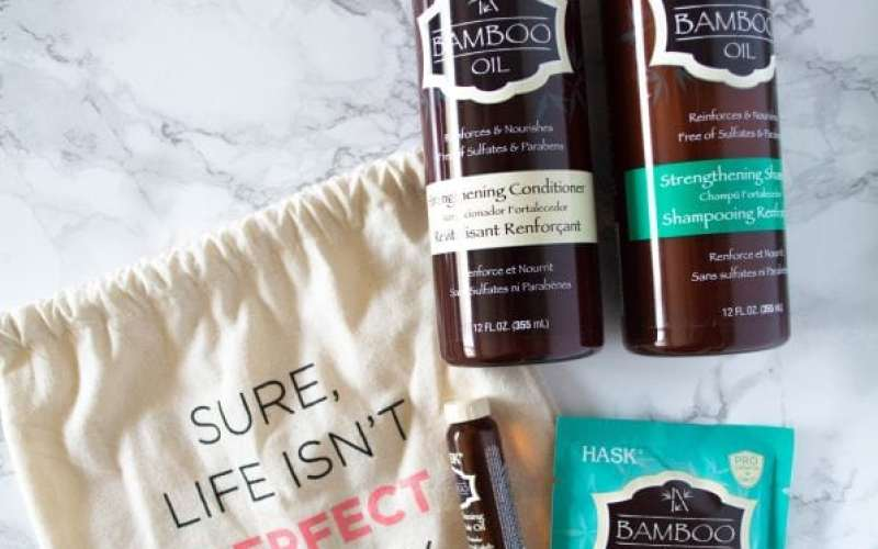 HASK Bamboo Oil Collection {Review}