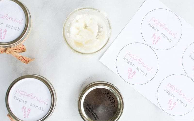 Mason Jar Lid Labels Tutorial (+Free GraphicStock Trial)