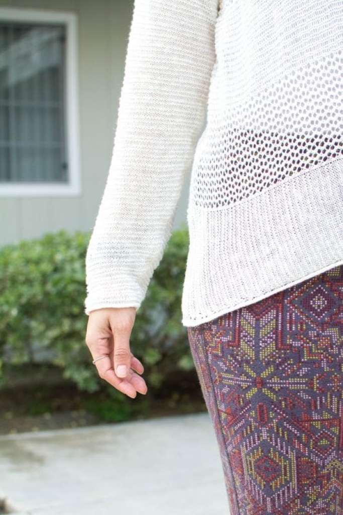 Prana spring collection liana sweater