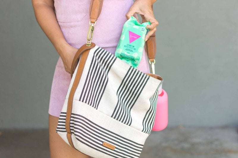 5 essentials for running errands sweetspot labs on-the-go wipes
