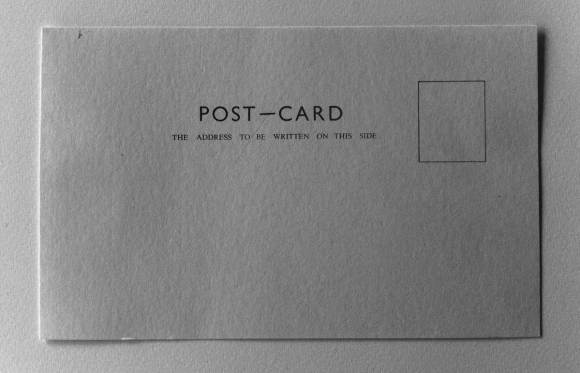 cycle 4 task 03, Sam Winston, post-card, email