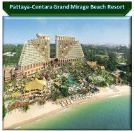 Pattaya-Centara Grand Mirage Beach Resort