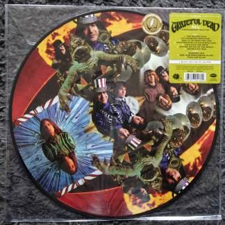picture disc LP