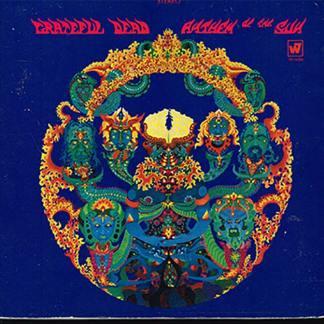 anthem of the sun cd