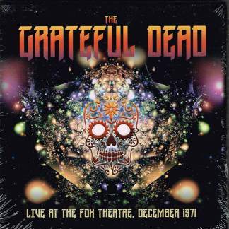 live at the fox theatre 1971